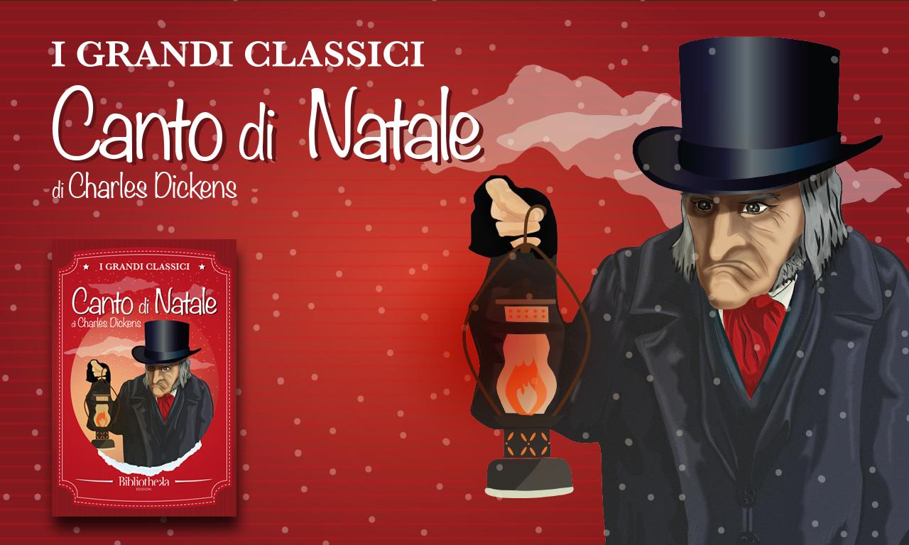 Immagini Di Copertina Di Natale.Capselling Di Niutta Paolo Illustrazione Copertina Grandi Classici Canto Di Natale