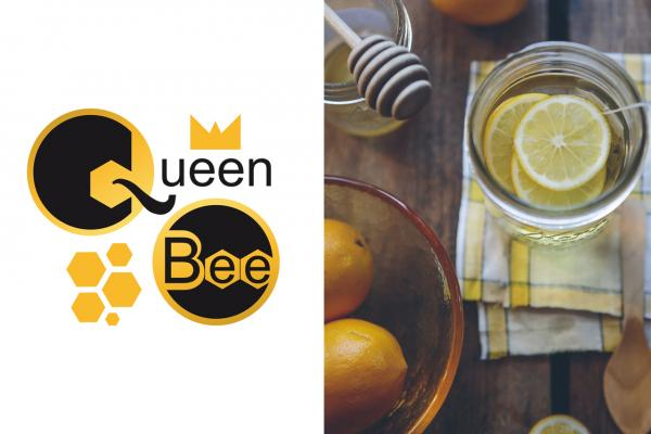 Restyling Logo Queen Bee